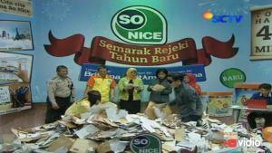 Pemenang Grand Prize @50 Juta Semarak Rezeki Tahun Baru So Nice