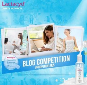 Lomba Blog Lactacyd Berhadiah Macbook Air