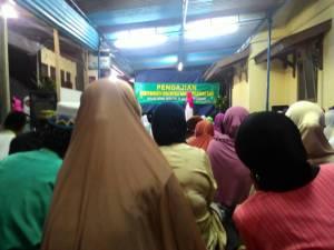 Pengajian Memperingati Isra Miraj Masjid Fathul Huda Kel. Berkoh Purwokerto