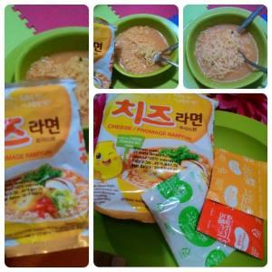 Fromage Ramyun : Mi Korea Rasa Keju