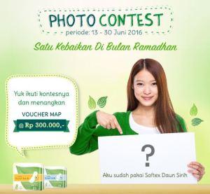 Kontes Foto Satu Kebaikan Di Bulan Ramadhan Berhadiah Voucher MAP