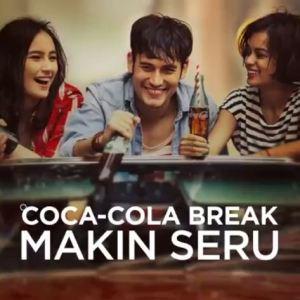 Coca Cola Break Seru Berhadiah Liburan Kekuala Lumpur Bareng Temanmu