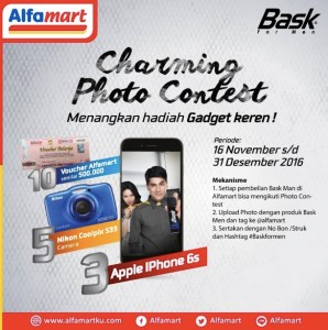 Charming Photo Contes Bask Berhadiah Iphone 6S