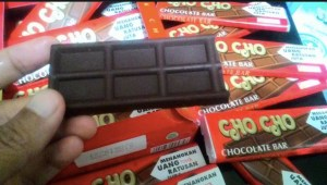 Chocho Milk Chocolate Bar : Coklatnya Pas Ga Over Manisnya
