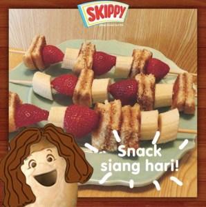 Berbagi Resep Skippy Peanut Butter Berhadiah Uang Tunai & Hampers