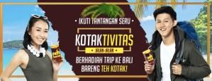 Kotaktivitas Jalan Jalan Berhadiah Trip Ke BALI