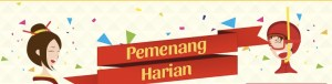 50 Pemenang Harian Beng Beng Happines Hunt #Day11
