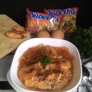 Seblak Seafood Supermi