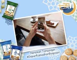 Dapur Ramadhan Bogasari Berhadiah Hampers & Voucher Belanja