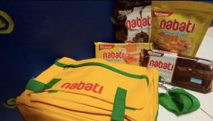 Goodie Bag Nabati : Hadiah Hiburan Momen Bermain Nabati