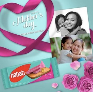 25 Pemenang Momen Bersama Ibu-Nabati