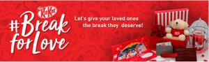 Kitkat Break For Love Berhadiah Jam Tangan Fossil