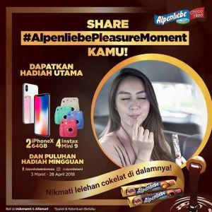 Share Alpenliebe Pleasure Moment Kamu Berhadiah Iphone X