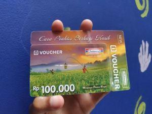 Voucher Indomaret 100K : Hadiah Kreasi Bogasari