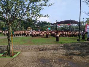 Pesta Siaga Kwarran Purwokerto Selatan Di Andhang Pangrenan Purwokerto