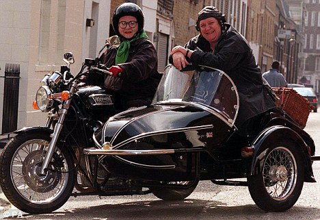 Two Fat Ladies 1