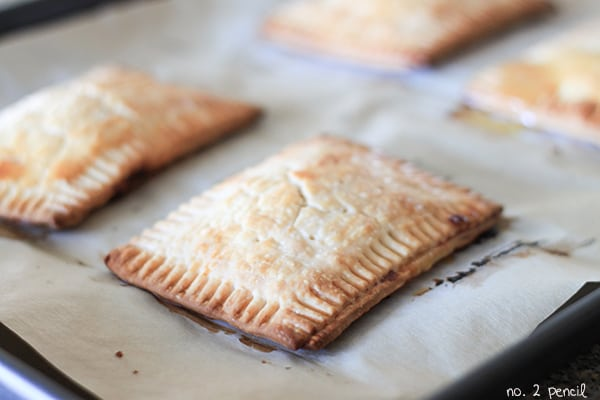 Homemade Lemon Pop Tarts-5