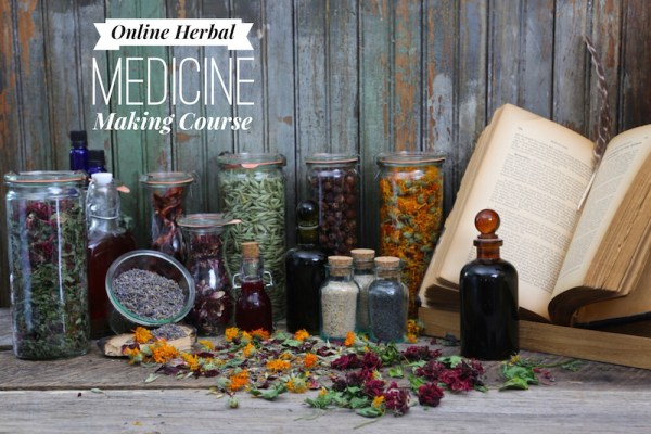 Online Medicine Making Course! Enroll now!