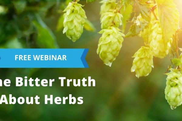 Free Webinar on Herbal Energetics