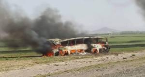 ghazni traffic accident (4)