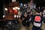 2017小市志奈埜市神社秋祭り、そして村舞