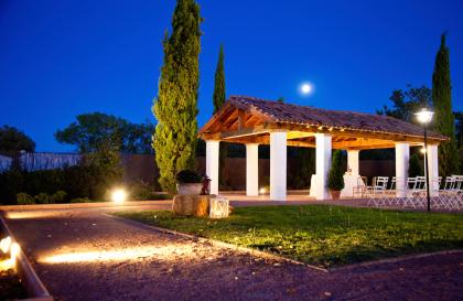 Jardín El Lagar