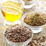 Llavors i oli de lli, millors fonts de omega 3 en forma d'ALA