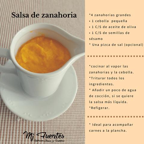 Salsa de zanahoria_concurso