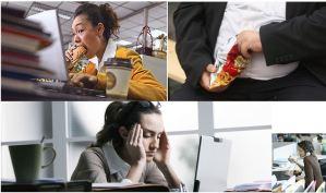 A Healthy Snacks Alternative for the Executive Dilemma