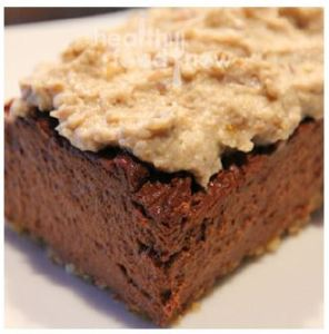 A Nutrient Rich Recipe for Chocolate Cheescake