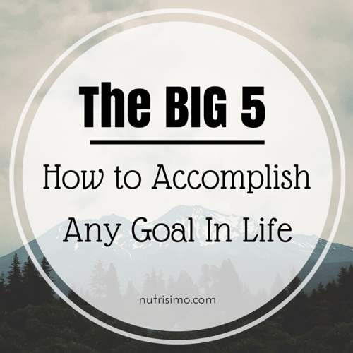 the steps to accomplish my weight goal Here are 7 steps to accomplishing any goal  a 7-step guide to accomplishing anything you want in life  you if you don't accomplish your goal make sure what.