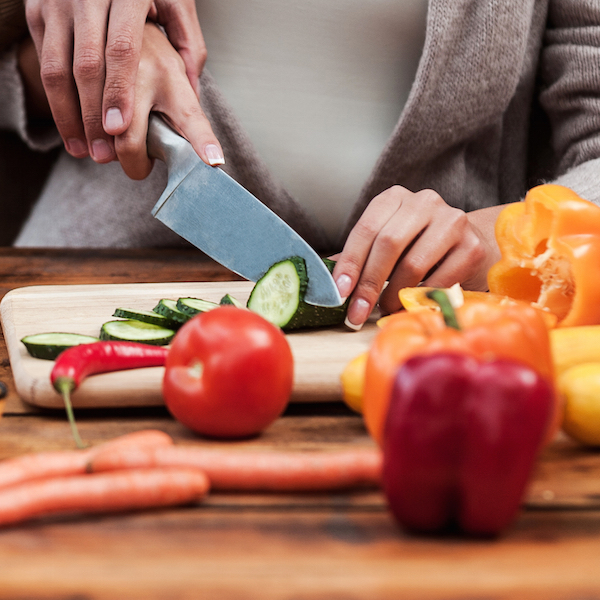 Cook Your Way to A Healthier 2016