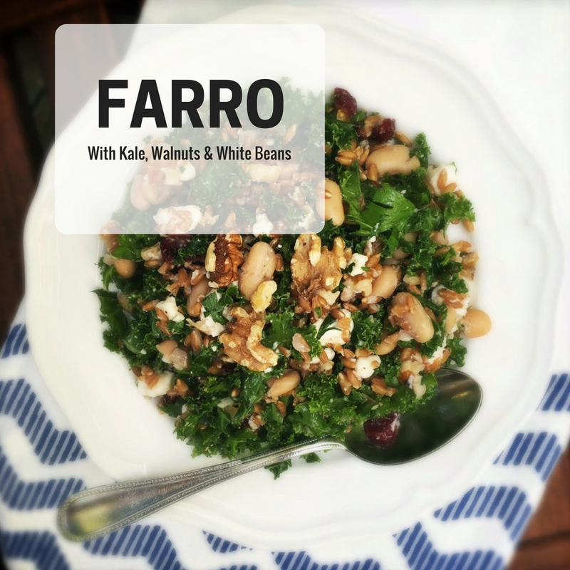 farro kale