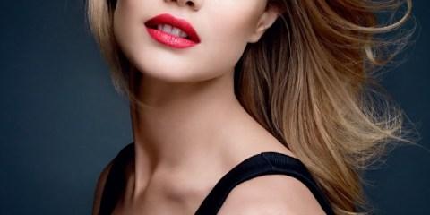 Guerlain-KissKiss-Makeup-Collection-for-Autumn-2014-promo-with-Natalia-Vodianova