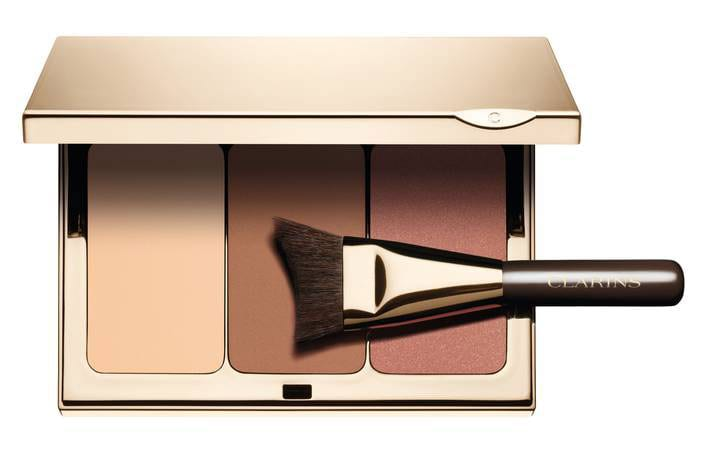 Clarins Face Contouring Palette & Brush