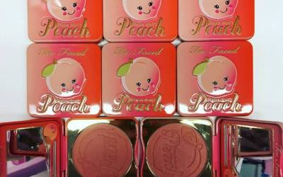 Too Faced Peach Collection Primavera 2017
