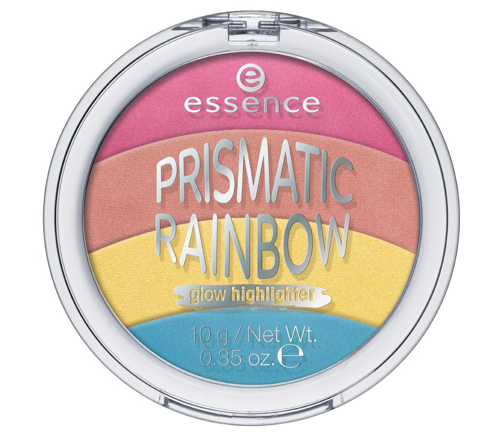 prismatic rainbow illuminante viso