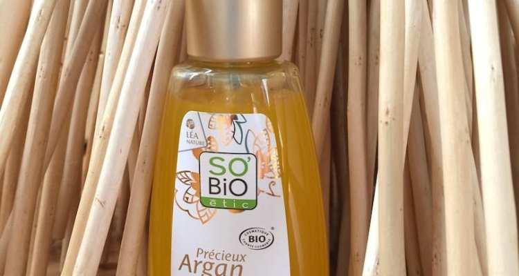 So Bio Etic Olio Struccante Precieux Argan