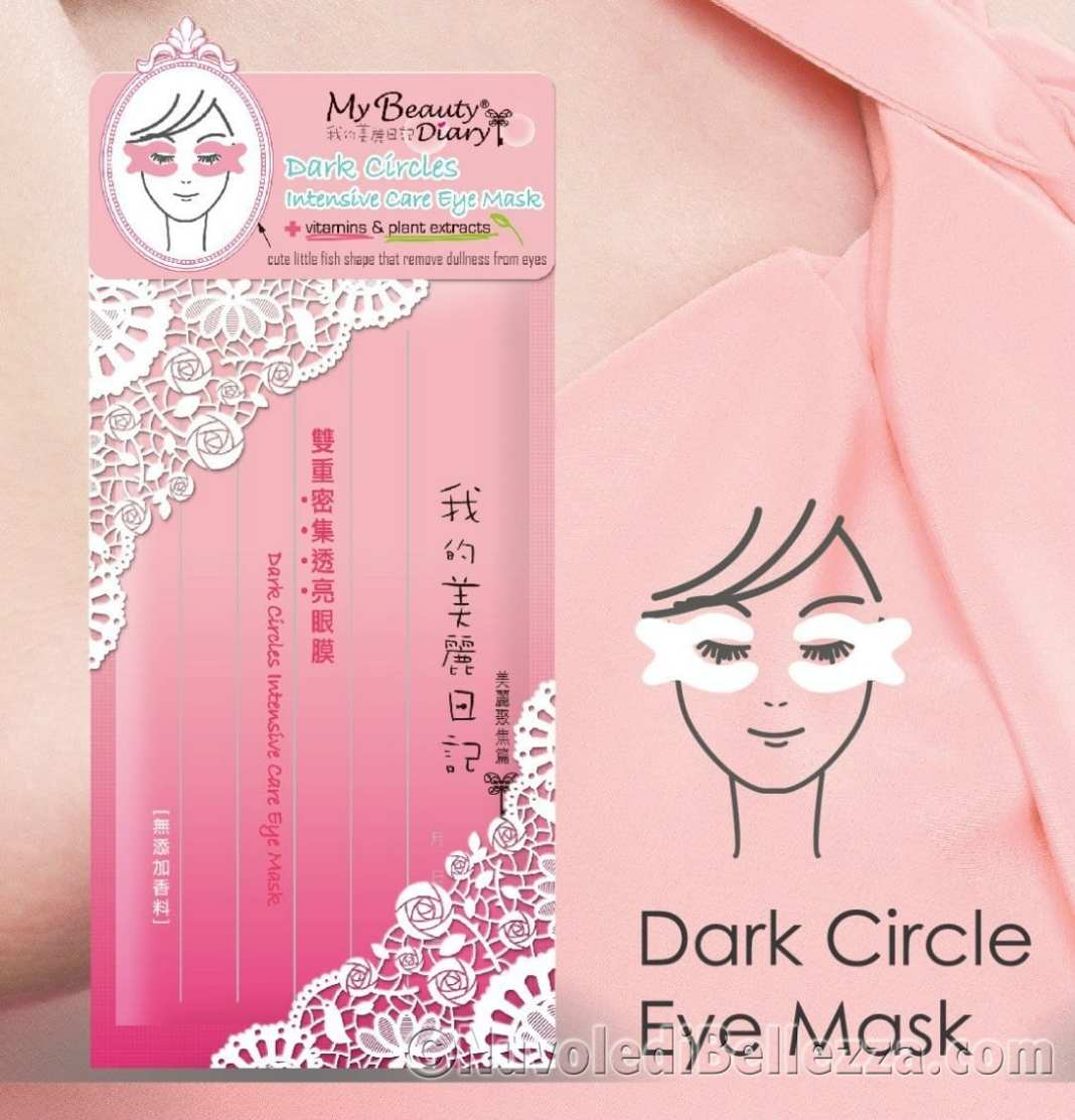 Dark Circles Intensive Care Eye Mask