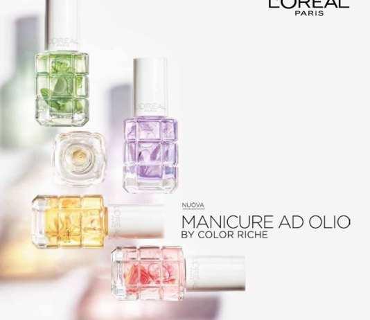 Manicure ad Olio