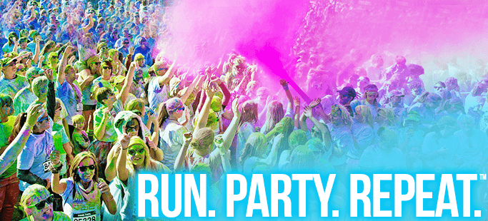 Color Vibe 5K Comes To Fayetteville