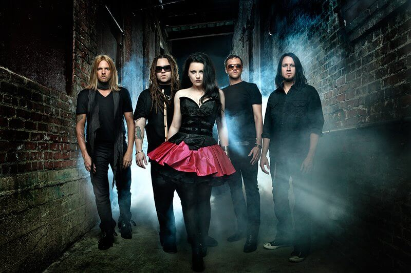 Arkansas' Evanescence To Tour This Fall
