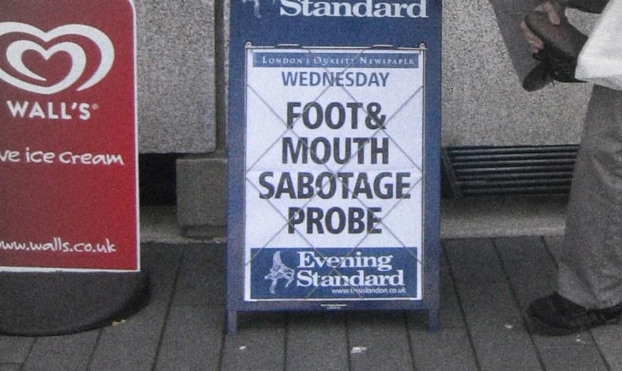 FootMouthProbe