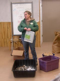 Worm Composting Class At Sky Nursery
