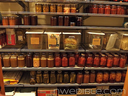 My Big Fat Hippie Pantry: A Full Larder For Fall