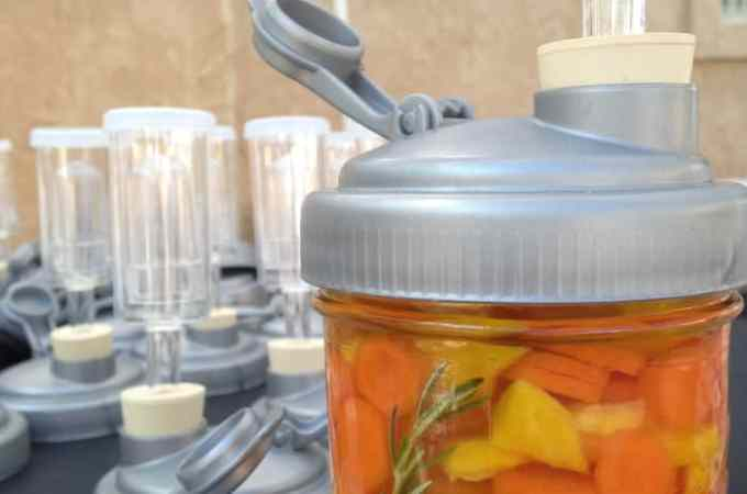 {Giveaway} reCAP Fermentation Kit from FarmCurious