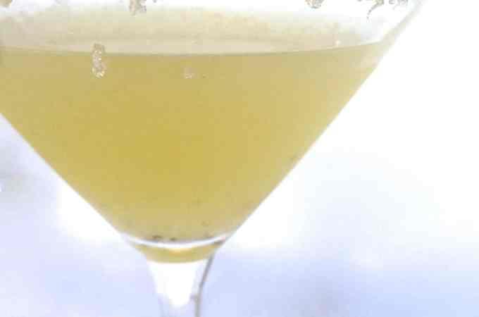 The Sage Brush Cocktail