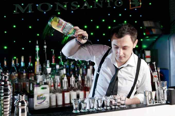 """Monsanto Promotes RoundUp Cocktails: """"Safe Enough To Drink"""""""
