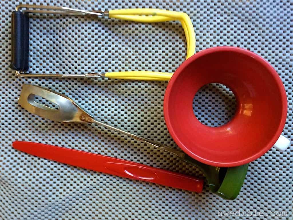 Canning Utensil Essentials