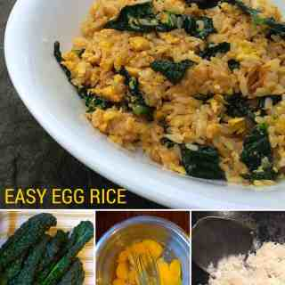 Easy-egg-rice